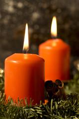 Kerzen Advent