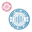 best real estate stamp