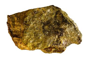 mineral chalcopyrite