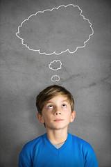 Thinking Child