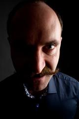 Grunge portrait 2