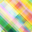 Multicolored abstract background with overlay