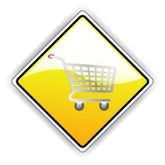 Señal carrito compra