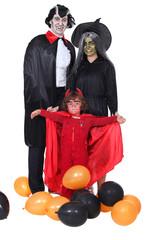 An evil family.