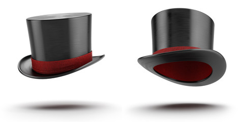 Cylinder magic hat