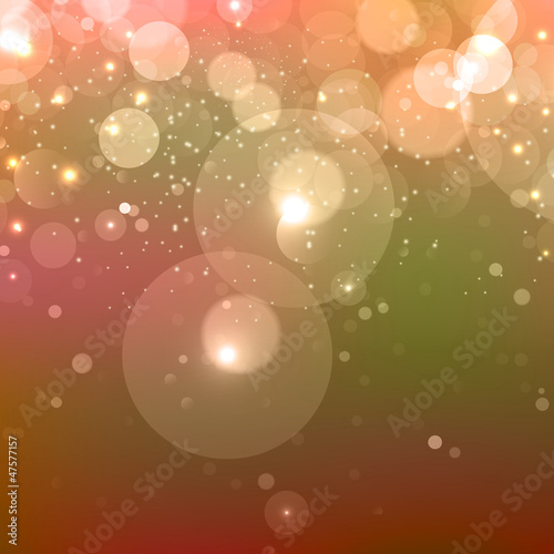 beautiful celebration background with romantic colors
