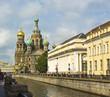 St. Petersburg, cathedral of  Resurrection of Jesus Christ (Savi