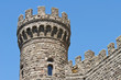 Castle of Torre Alfina. Lazio. Italy.