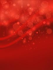 赤 背景 布