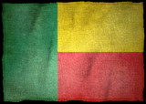 BENIN NATIONAL FLAG
