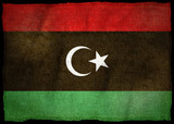 LIBYA NATIONAL FLAG