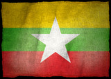 MYANMAR NATIONAL FLAG