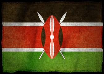 KENYA NATIONAL FLAG