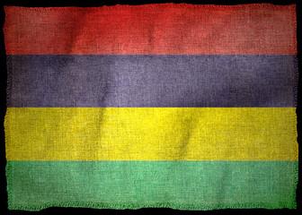 MAURITIUS NATIONAL FLAG