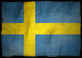 SWEDEN NATIONAL FLAG