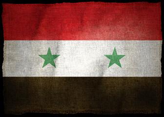 SYRIA NATIONAL FLAG