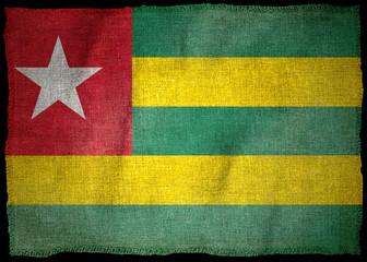 TOGO NATIONAL FLAG