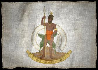 VANUATU ARMS NATIONAL FLAG