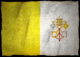 VATICAN NATIONAL FLAG
