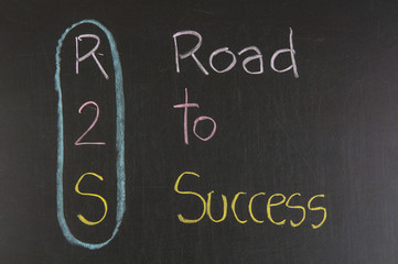 R2S acronym Road to Success