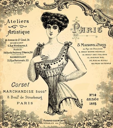 Atelier de corseterie - 47599948