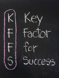 KFFS acronym Key Factor For Success