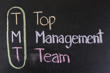 TMT acronym Top Management Team