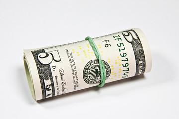 5 dolarów amerykańskich