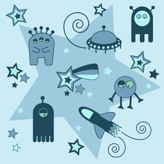 cosmos (vector)