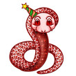 Happy Chinese New year 2013 : year of the snake
