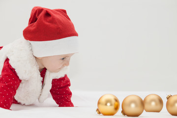Wundervolles Baby Weihnachtsmütze