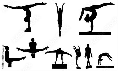 Gymnastics - 47607370