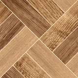 Texture of fine brown parquet
