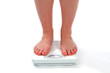 Woman Feet Scale