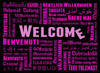 Herzlich willkommen - Welcome - Start - Website