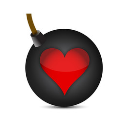 love bomb with a fuse