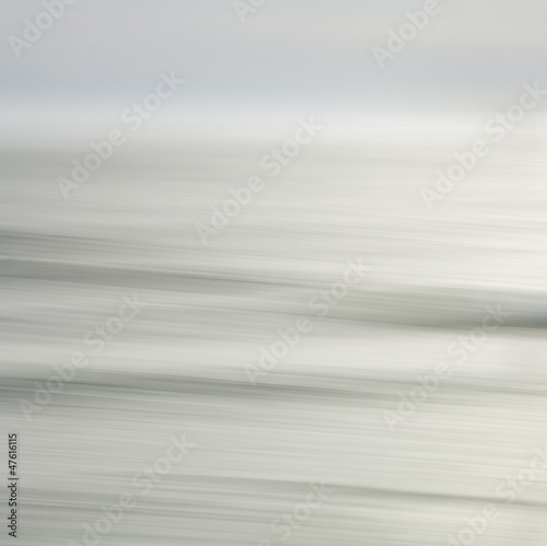 Sky and Ocean Abstract
