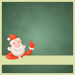 Santa Claus. Merry Christmas theme