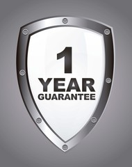 guarantee label shield