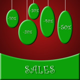 Promo and saless from -10% to -50%