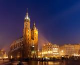 Fototapeta Marienkirche in Krakow