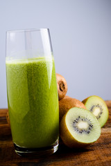 spremuta di kiwi - kiwi juice
