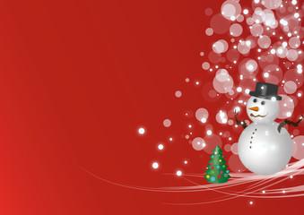 Snowman Landsk