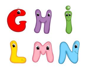 alfabeto felice 2