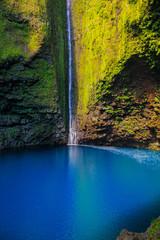 Cascade du chaudron ile de la Réunion