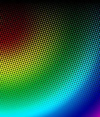 spectrum halftone