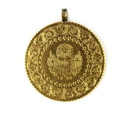 Turkish gold coin