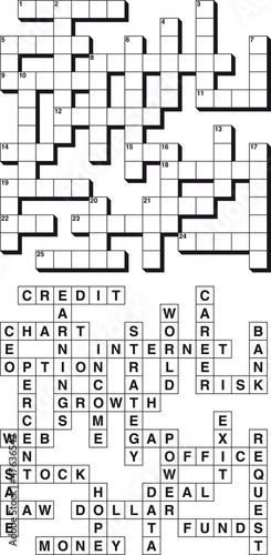 Business Crossword Puzzle