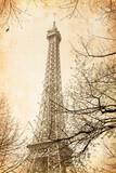 beautiful Parisian streets - 47637529