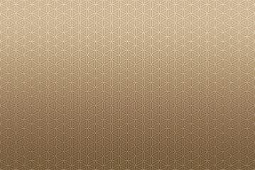Hintergrund Muster Endlos - Blume des Lebens Braun 1